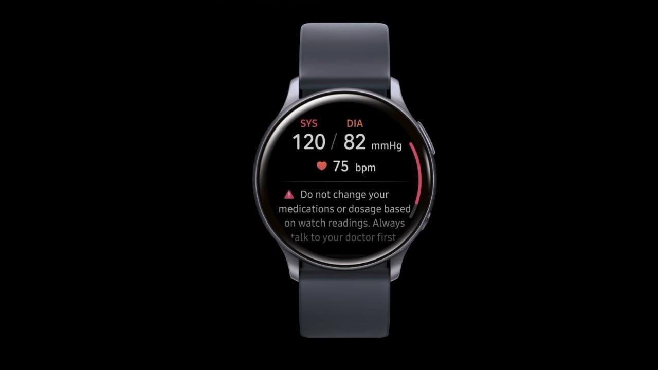 Samsung sẽ bố sung tính năng theo dõi huyết áp cho các thiết bị Galaxy Watch
