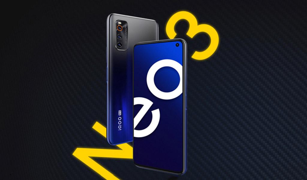 Vivo ra mắt iQOO Neo3 với chip Snapdragon 865, màn hình 144Hz, sạc nhanh 44W, giá từ 8.9 triệu đồng