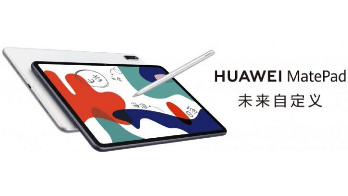Huawei MatePad ra mắt: Kirin 810, pin 7210mAh, tương thích bút cảm ứng, giá từ 6.3 triệu đồng