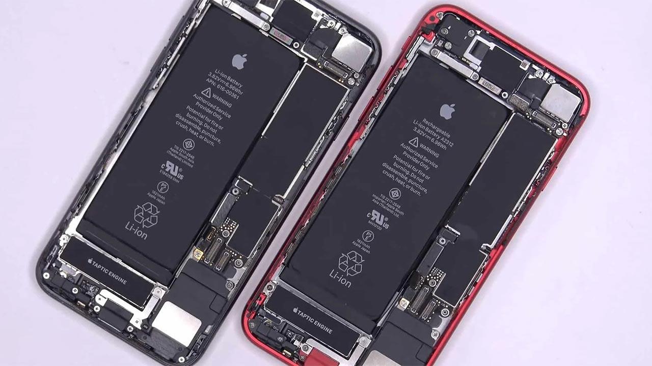 iFixit tìm ra sự thật có bao nhiêu linh kiện của iPhone SE được lấy từ iPhone cũ