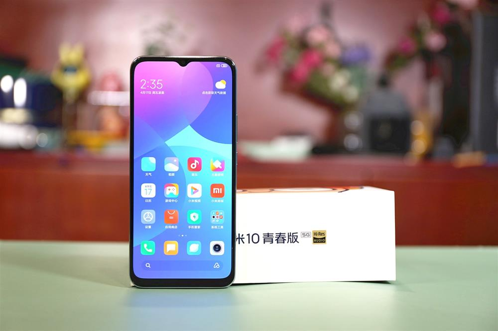 Xiaomi ra mắt Mi 10 Youth Edition: Snapdragon 765G, camera tele zoom 50x, giá từ 6.9 triệu đồng