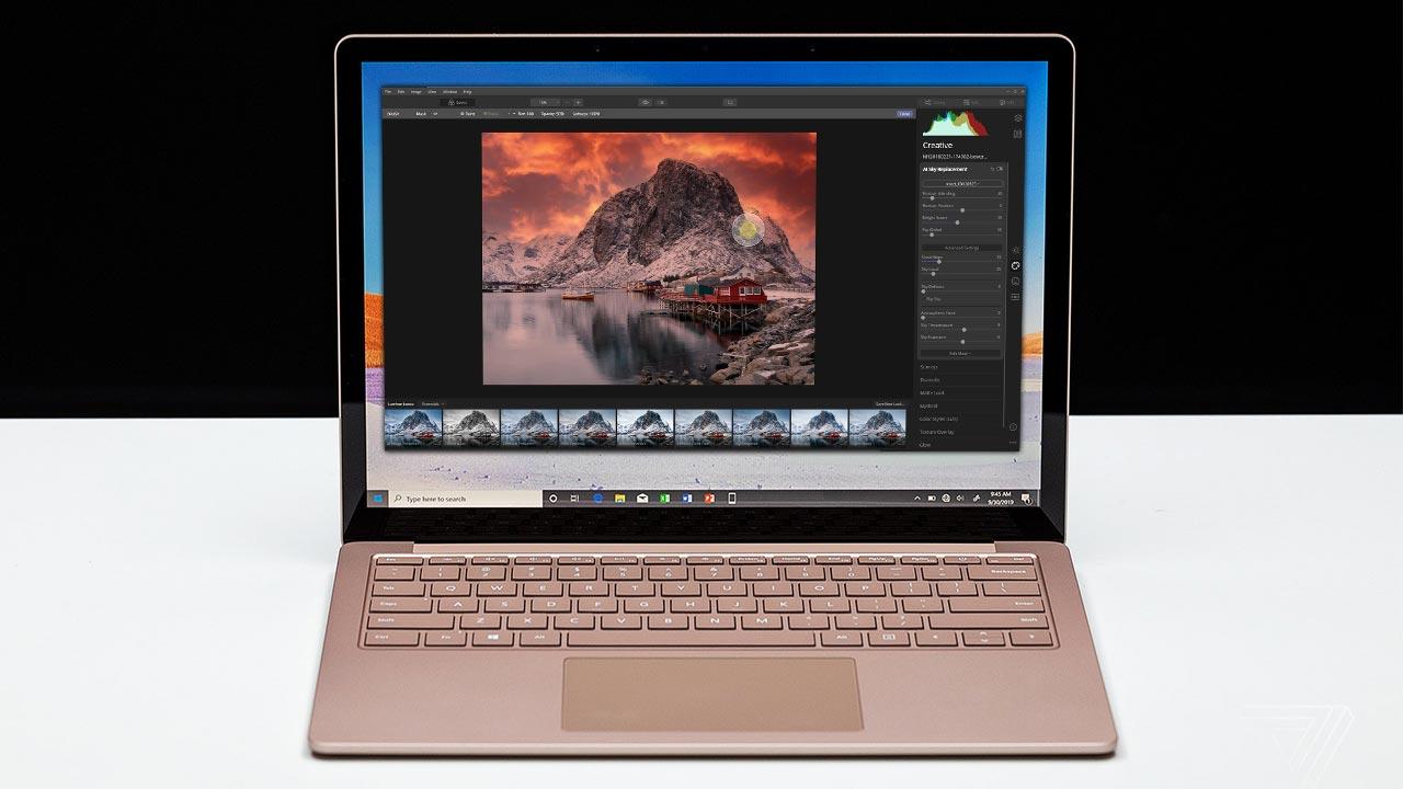 Đang miễn phí Luminar 3: Phần mềm chỉnh sửa ảnh chuyên nghiệp tương tự Adobe Lightroom