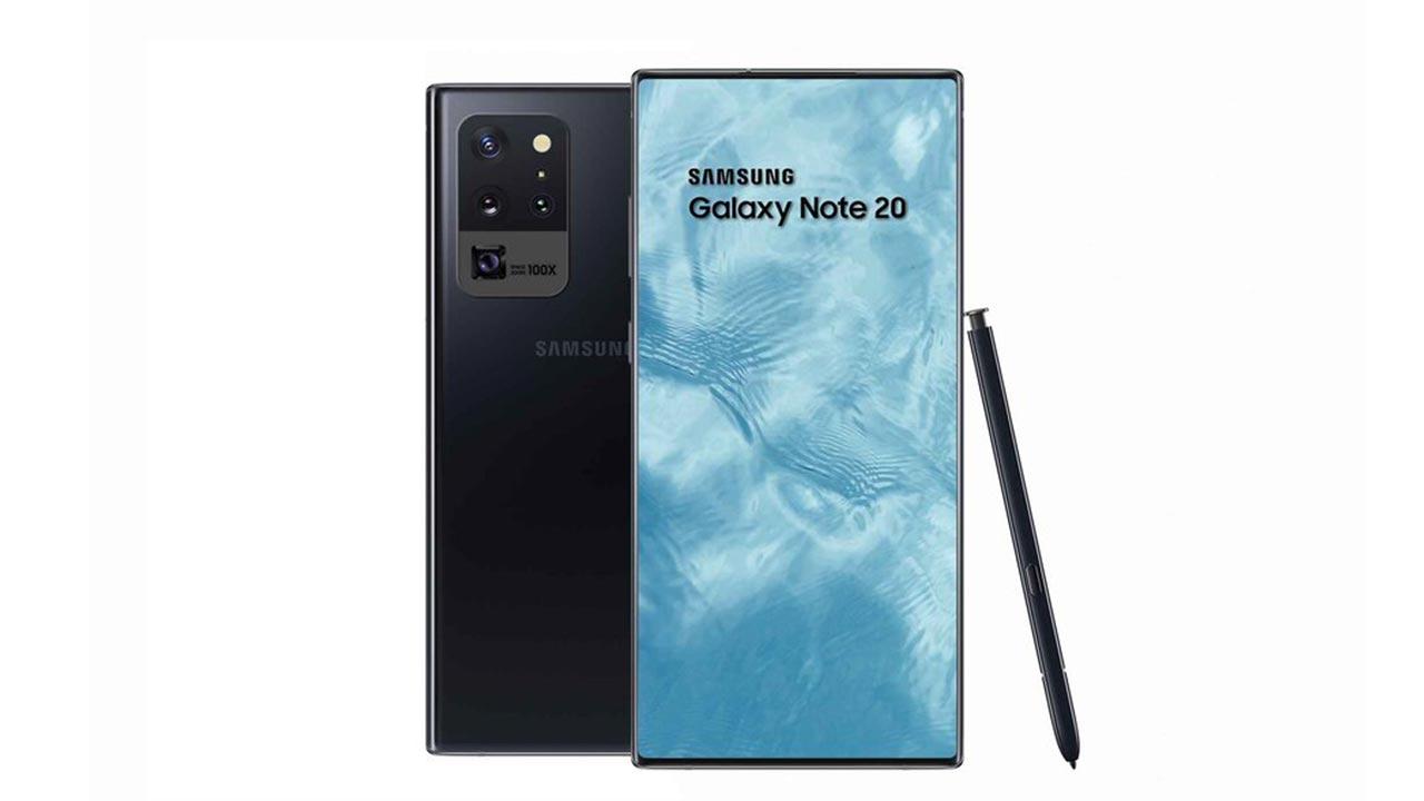 Galaxy Note 20 5G có thể được Samsung trang bị chip Exynos 992 với hiệu năng hơn cả chip Snapdragon 865