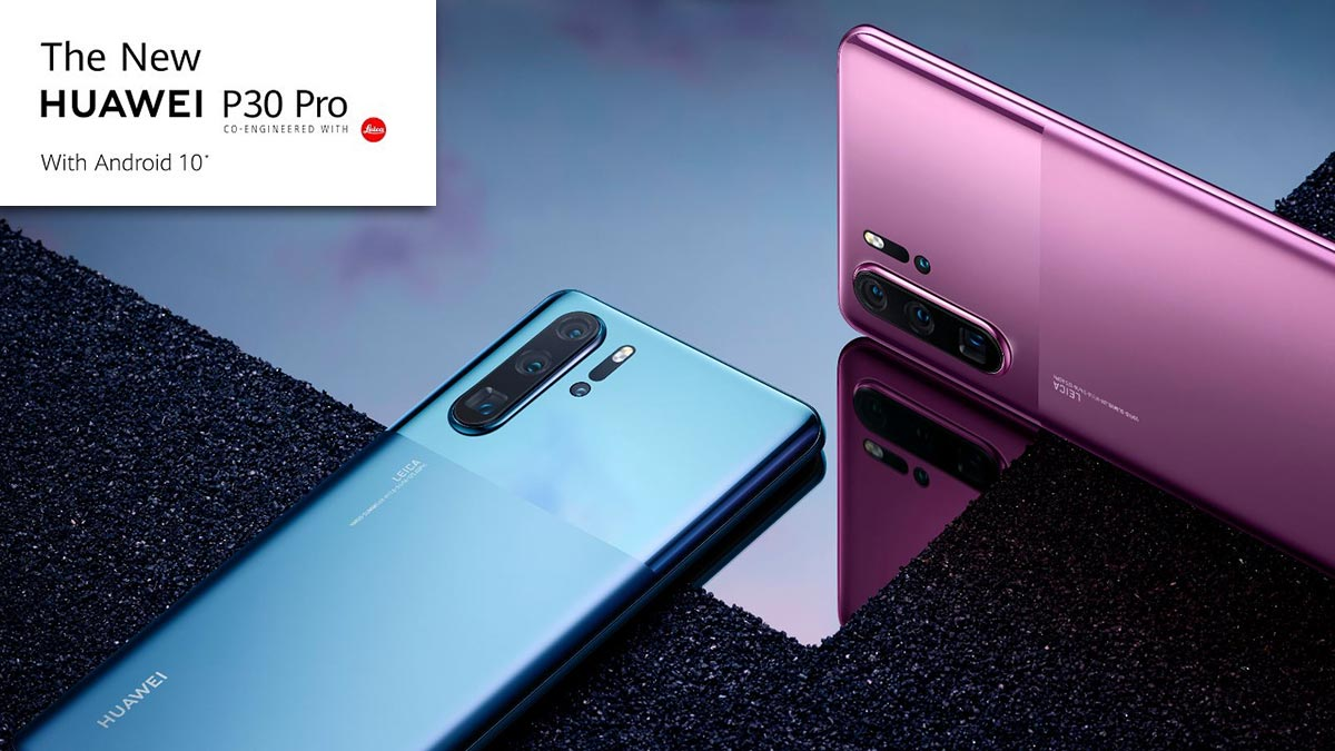 Làm mới P30 Pro một lần nữa để bán ra quốc tế, Huawei vẫn chưa hết phụ thuộc Google