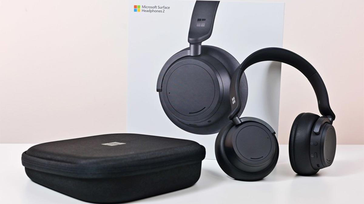 Surface Headphones 2 ra mắt: Giữ nguyên thiết kế, pin 20 tiếng, hỗ trợ AptX, giá 5.8 triệu đồng