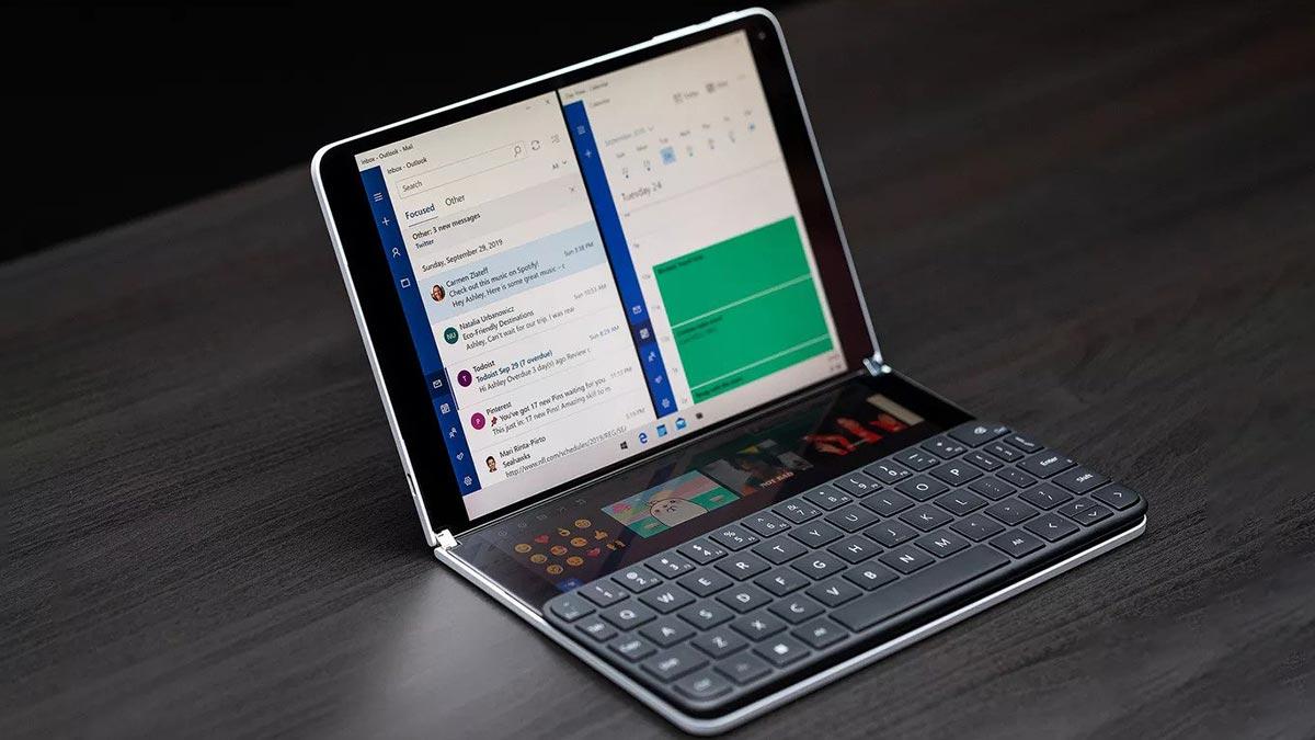Tablet hai màn hình Surface Neo chạy Windows 10X của Microsoft bị hoãn ra mắt vô thời hạn