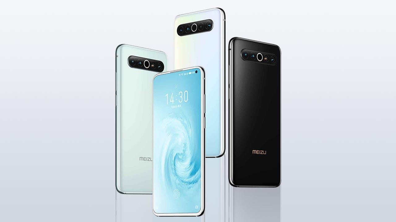 Bộ đôi Meizu 17 và Meizu 17 Pro ra mắt: Thiết kế mới, Snapdragon 865, cụm 4 camera, giá từ 12.2 triệu đồng