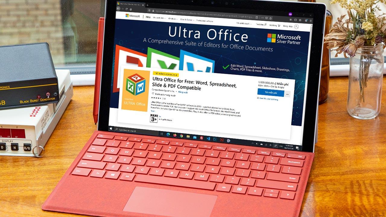 Nhanh tay tải miễn phí ứng dụng Ultra Office, bộ công cụ thay thế Microsoft Office trị giá hơn 1.000.000 VNĐ