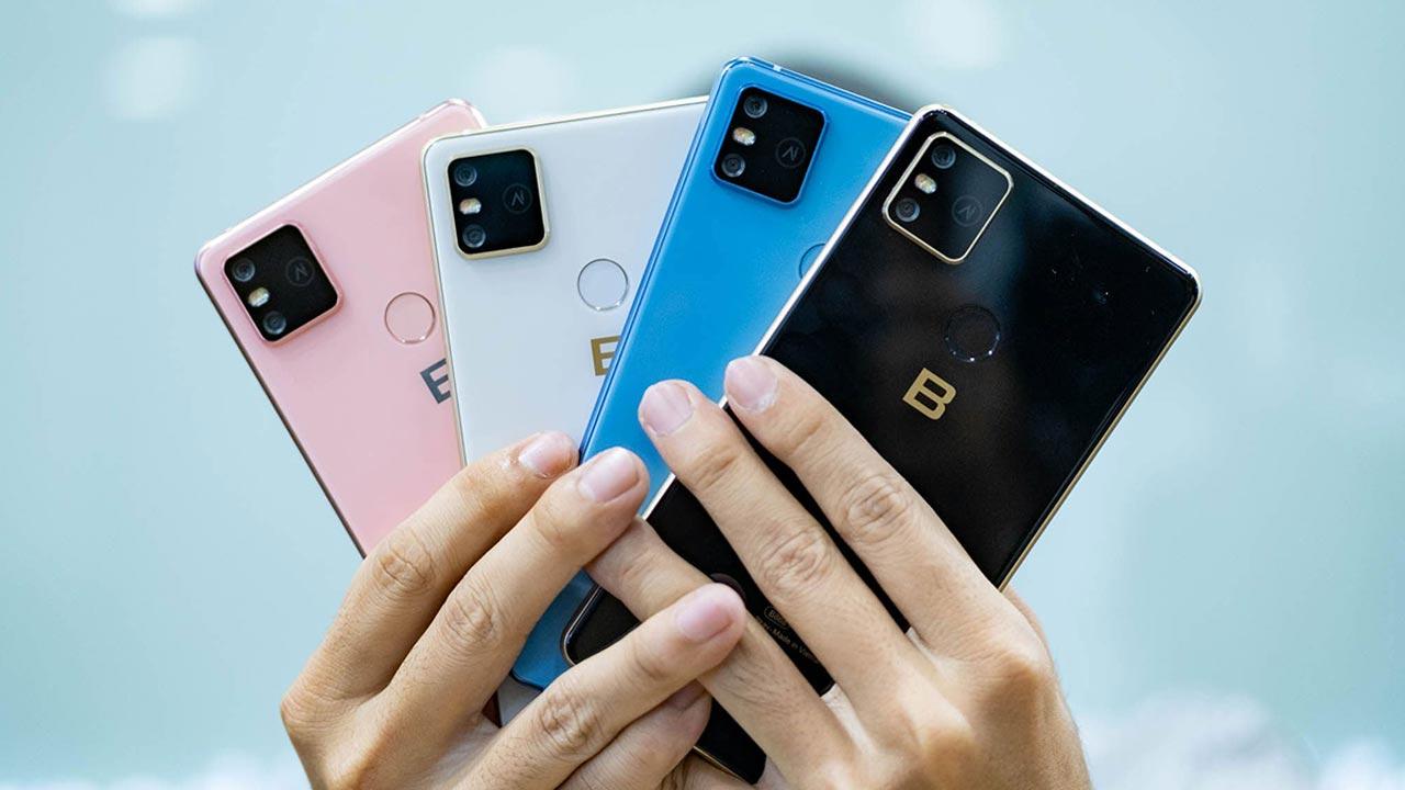 BKAV ra mắt Bphone B86: Thiết kế ''không phím bấm'', tích hợp camera kép và CPU tầm trung, giá bán từ 8,99 triệu đồng