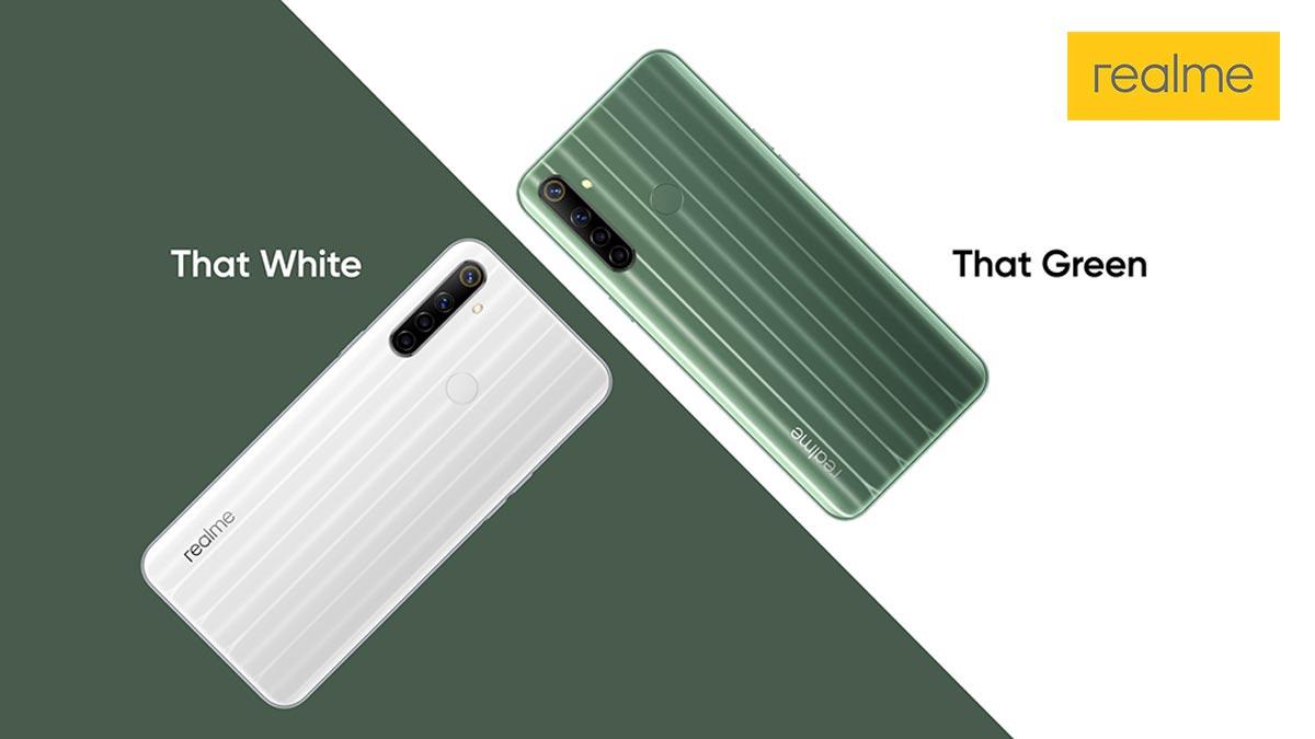 Realme ra mắt bộ đôi Narzo 10 và Narzo 10A với chip Helio G80/G70, giá khoảng 3.6/2.6 triệu đồng
