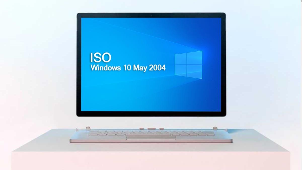 Chia sẻ file ISO Windows 10 MAY (2004) từ tài khoản MSDN của Microsoft, mời anh em tải về