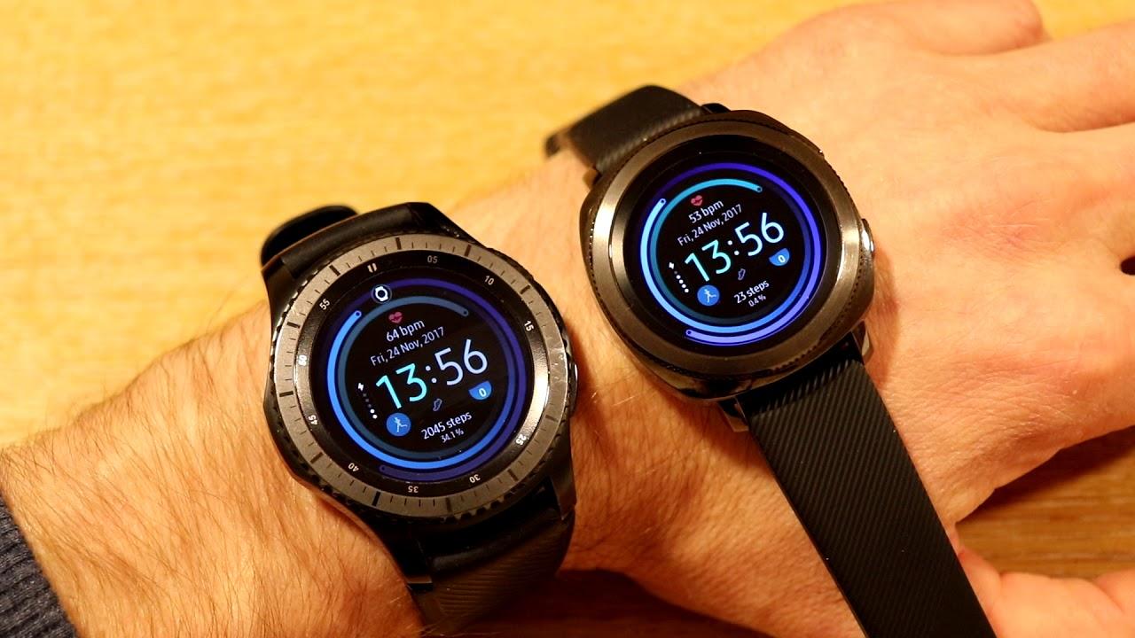 Samsung phát hành bản cập nhật mới cho Gear S3 và Gear Sport bổ sung các tính năng trên Galaxy Watch Active 2
