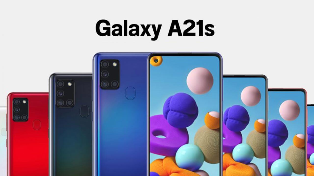 Samsung ra mắt Galaxy A21s: 4 camera sau 64MP, pin 5000mAh, giá từ 5.1 triệu đồng