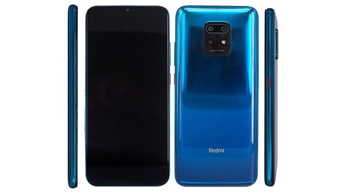 Redmi Note 10 lộ diện với chip MediaTek Dimensity 820, màn hình OLED, 3 camera sau