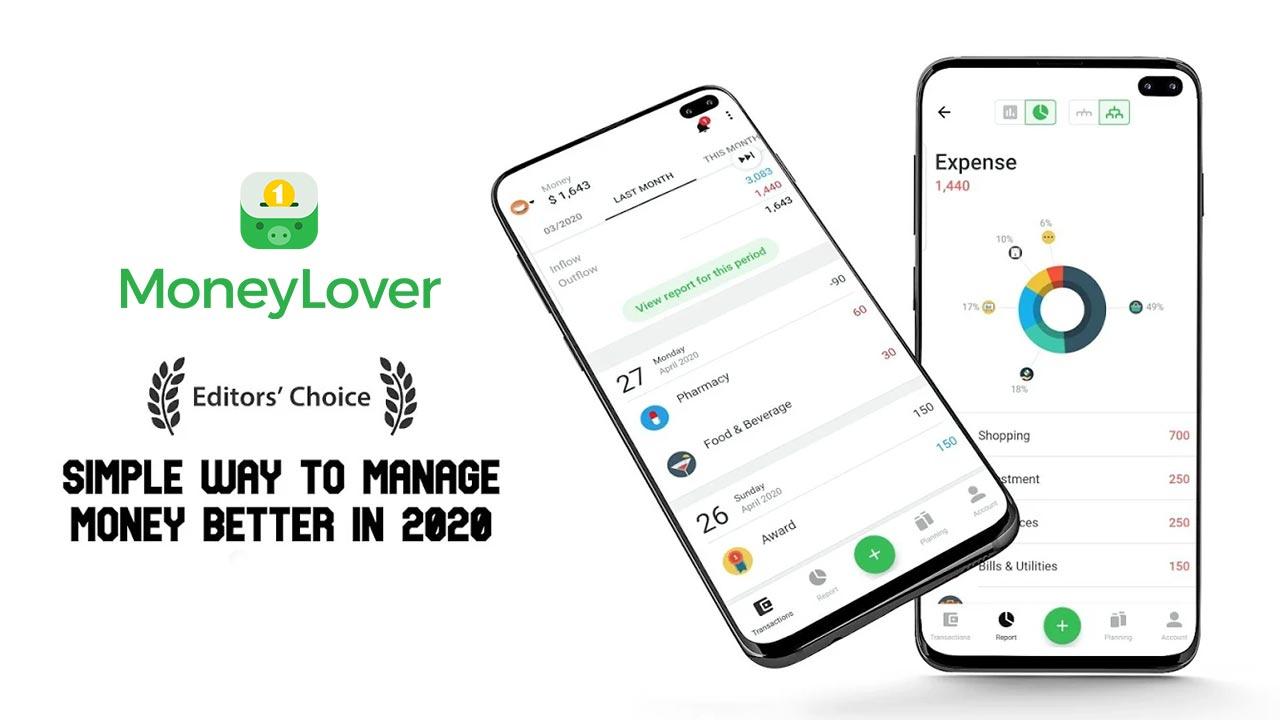 Chia sẻ file APK Mod ứng dụng Money Lover phiên bản mới nhất đày đủ tính năng như phiên bản premium