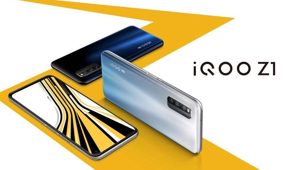 Vivo chính thức ra mắt chiếc smartphone iQOO Z1 sử dụng chip MediaTek Dimensity 1000+, màn hình 144Hz, giá khoảng 7.2 triệu