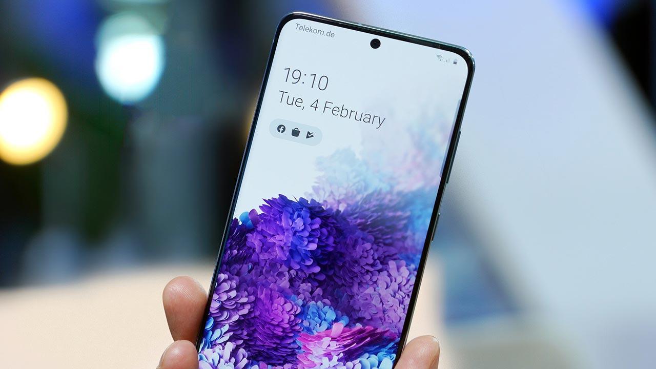 Samsung Galaxy S21 có thể sẽ sử dụng tấm nền OLED của nhà sản xuất Trung Quốc, không còn 120Hz