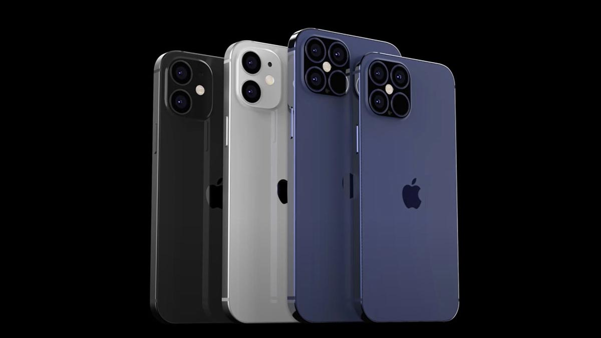"""LG Innotek, Sharp và O-Film """"ẵm"""" toàn bộ đơn hàng sản xuất module camera cho iPhone 12"""