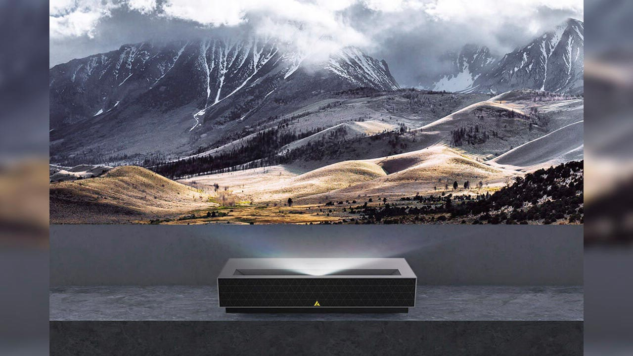 Xiaomi ra mắt máy chiếu Fengmi 4K Cinema Pro: 150 inch, độ sáng 2400 ANSI lumen, giá 41.5 triệu đồng