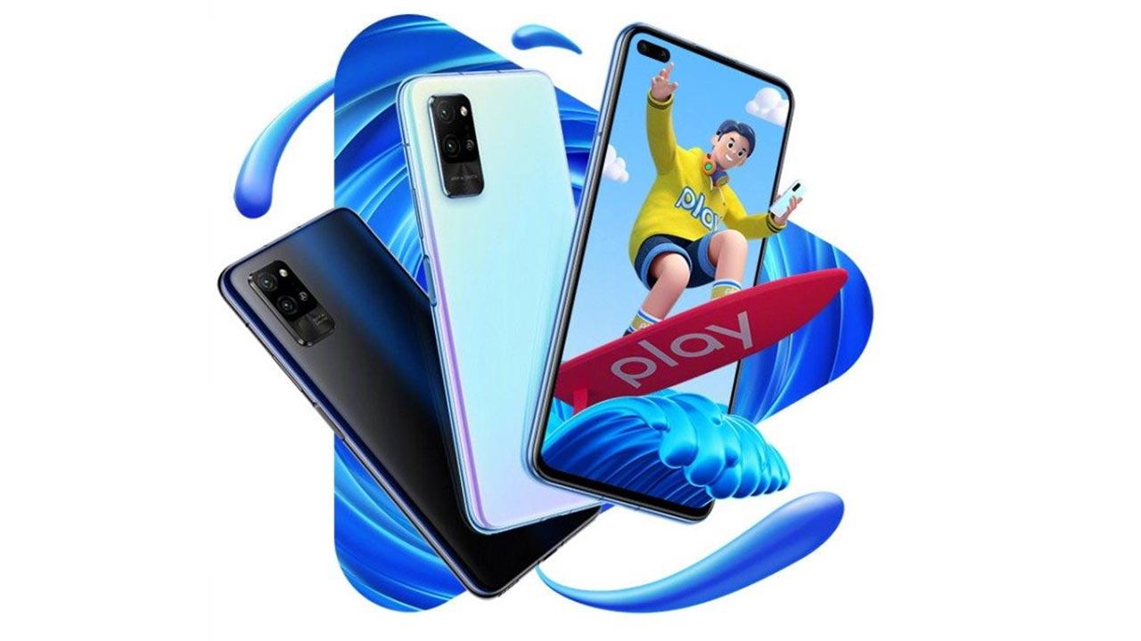 Huawei ra mắt bộ đôi Honor Play4 và Play4 Pro tích hợp nhiệt kế đo nhiệt độ cơ thể, giá từ 5.9 triệu đồng