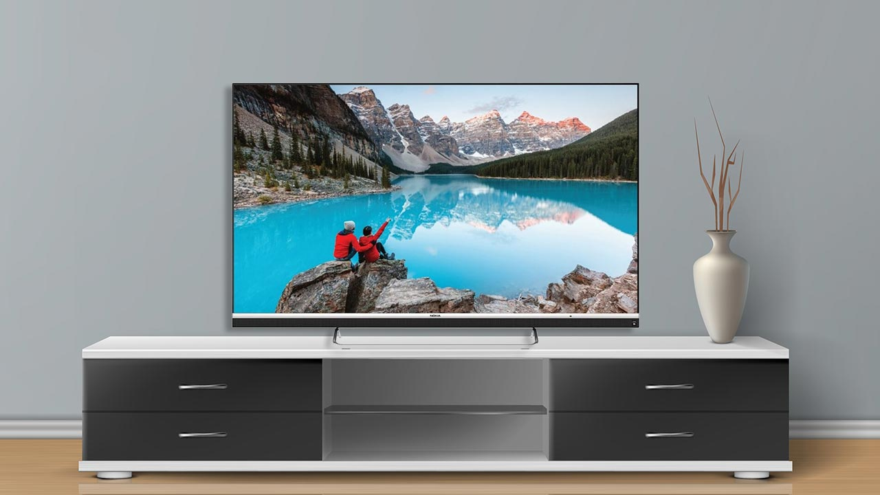 Nokia ra mắt smartTV LED 43 inch với độ phân giải 4K tại thị trường Ấn Độ, giá khoảng 9.9 triệu đồng