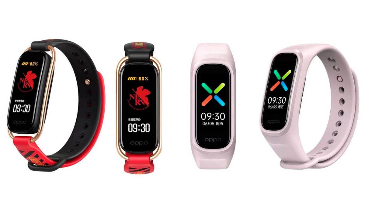 OPPO Band ra mắt: Màn hình AMOLED, cảm biến đo oxy máu, pin 14 ngày, giá 650,000 đồng
