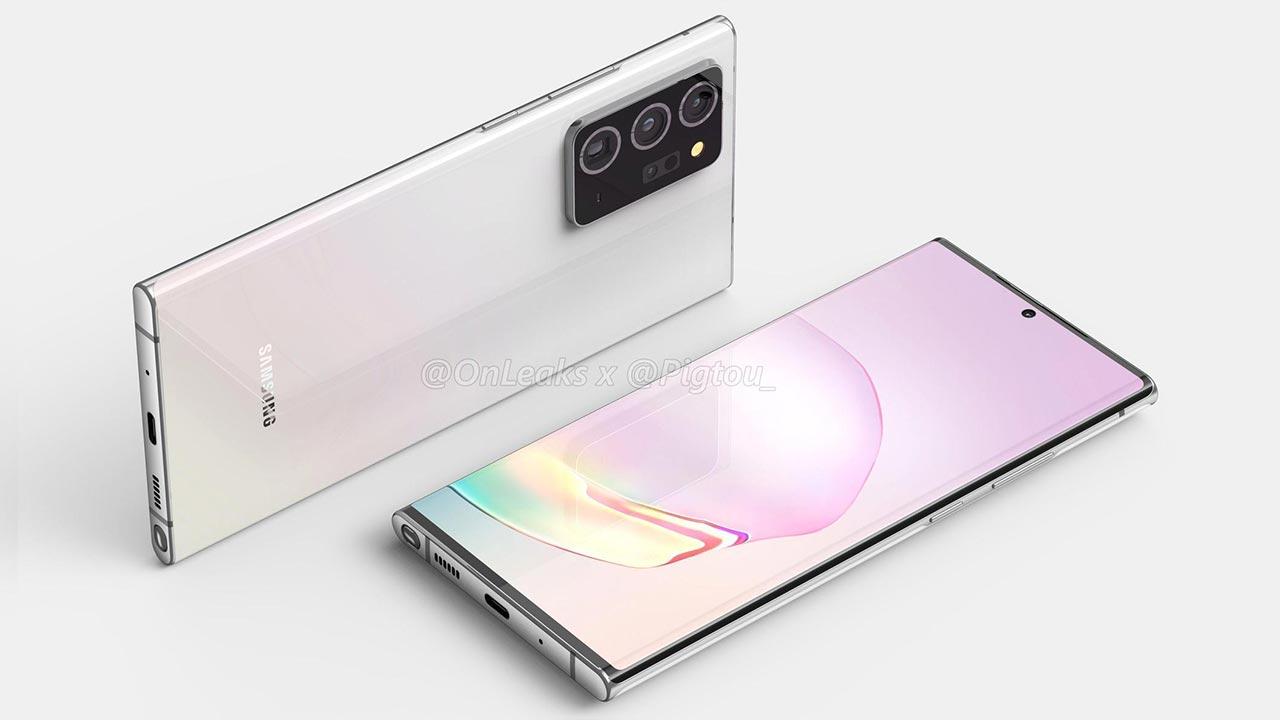 Samsung sẽ ra mắt Galaxy Note 20, Note 20 Ultra và Galaxy Fold 2 vào 5/8?