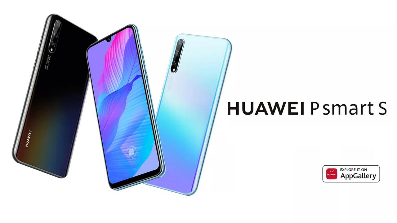 Huawei P Smart S chính thức ra mắt: Bán giá 250 EUR tại Châu Âu, nhưng không có ứng dụng Google