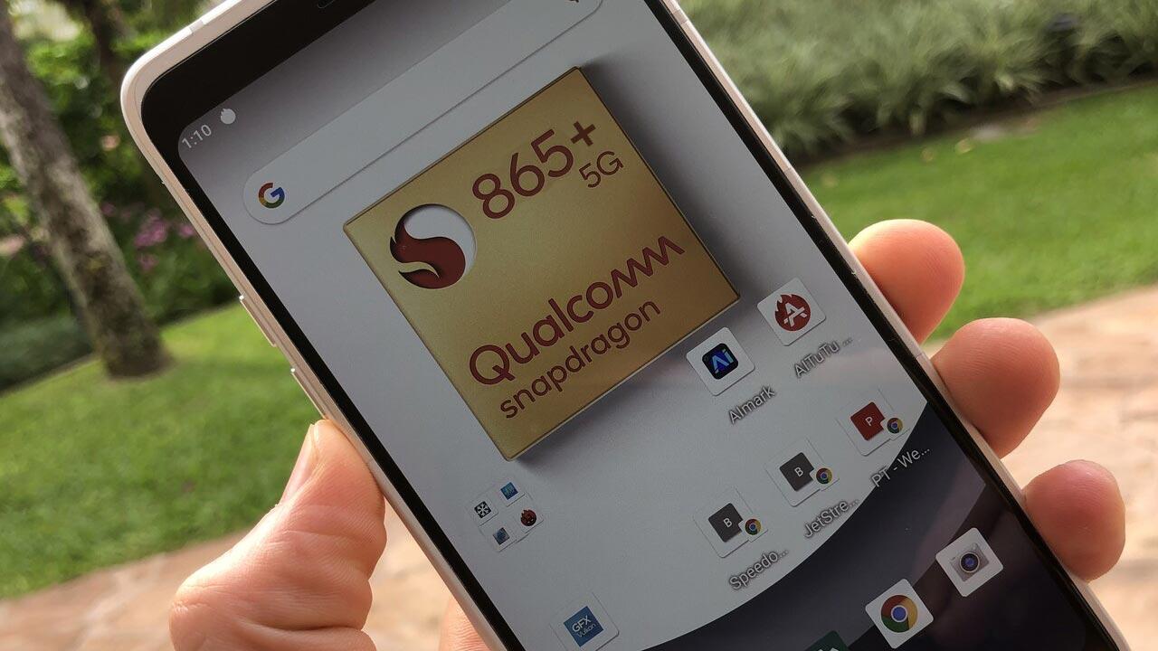 Snapdragon 865+ lộ điểm AnTuTu lên tới hơn 650 ngàn điểm, có thêm một nhân xử lý cực mạnh
