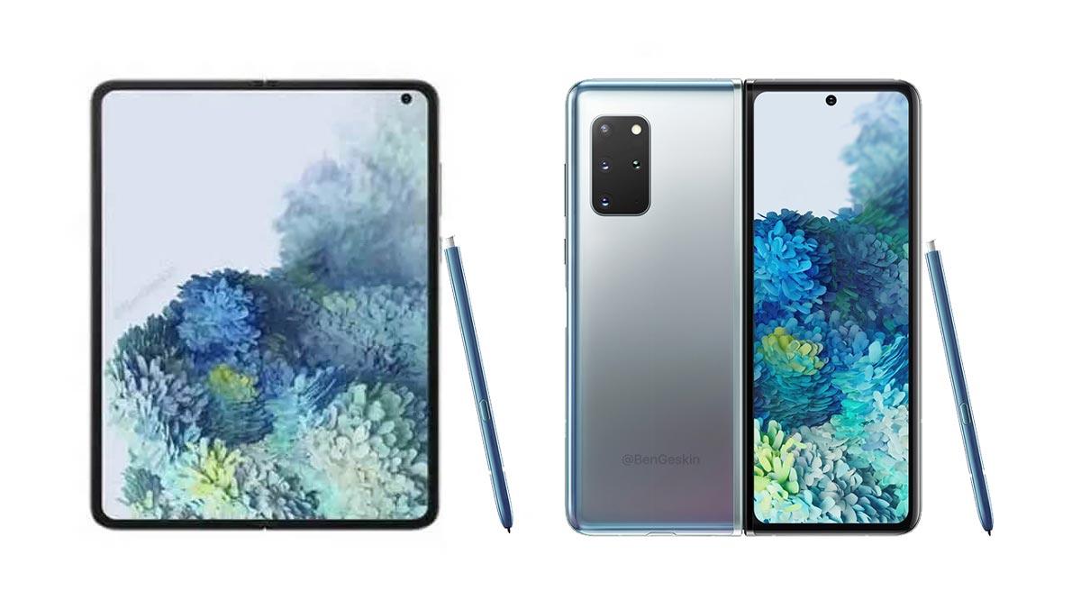 Galaxy Fold 2 sẽ có màn hình chính lên tới 7.7 inch khi mở ra và thấp nhất là 6.23 inch khi gập lại?