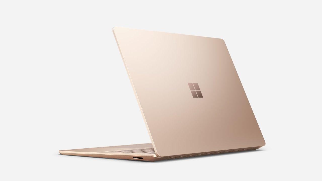 Surface Laptop 4 có thể được trang bị dòng CPU AMD Ryzen 4000