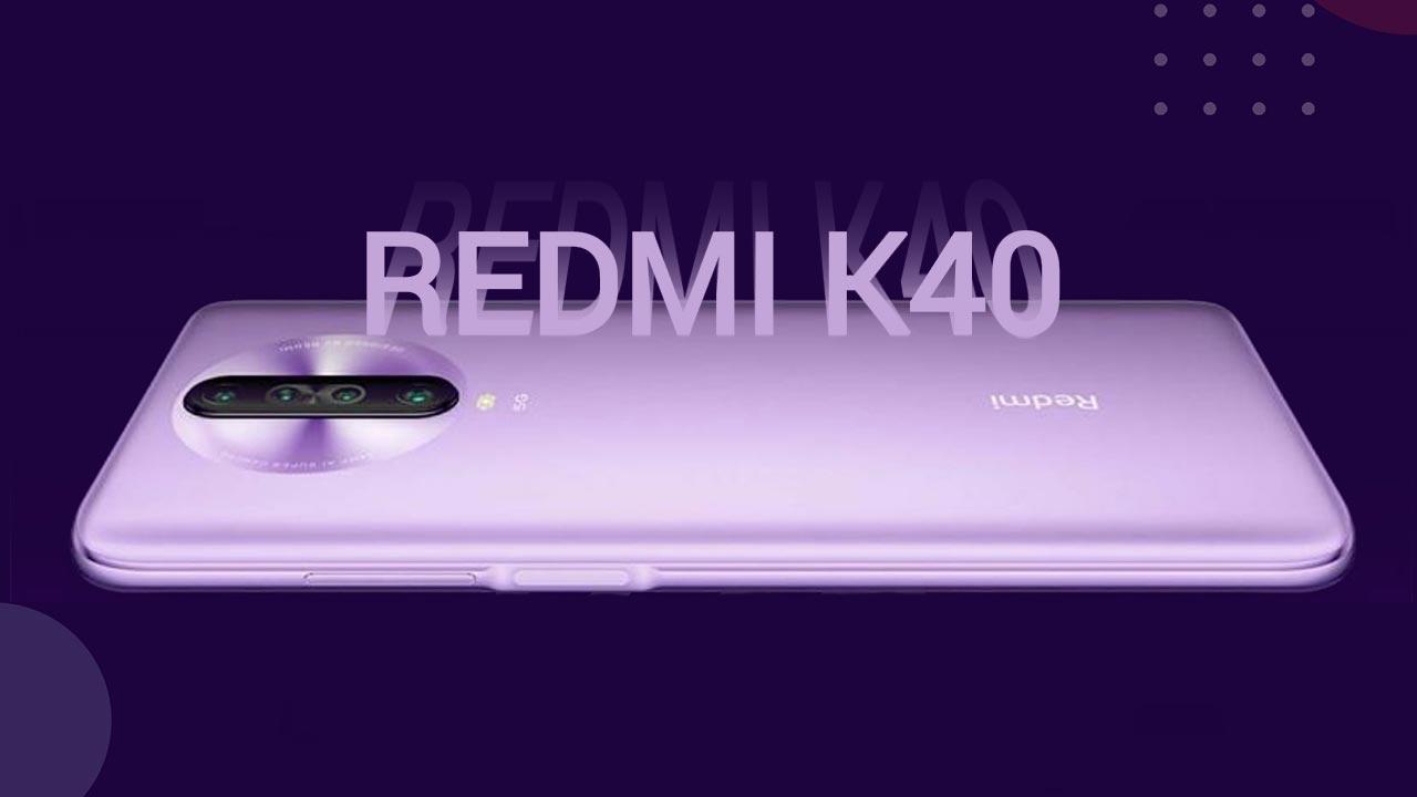 Redmi K40 lộ cấu hình khủng: Màn hình 144Hz, chip Dimensity 1000+, hỗ trợ 5G, sạc nhanh 33W