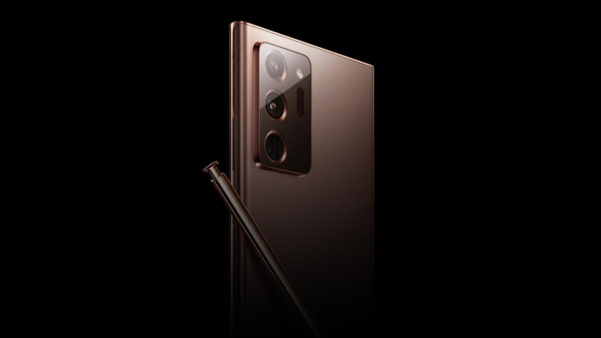 Samsung tự mình để lộ Galaxy Note 20 Ultra trên website chính thức của hãng