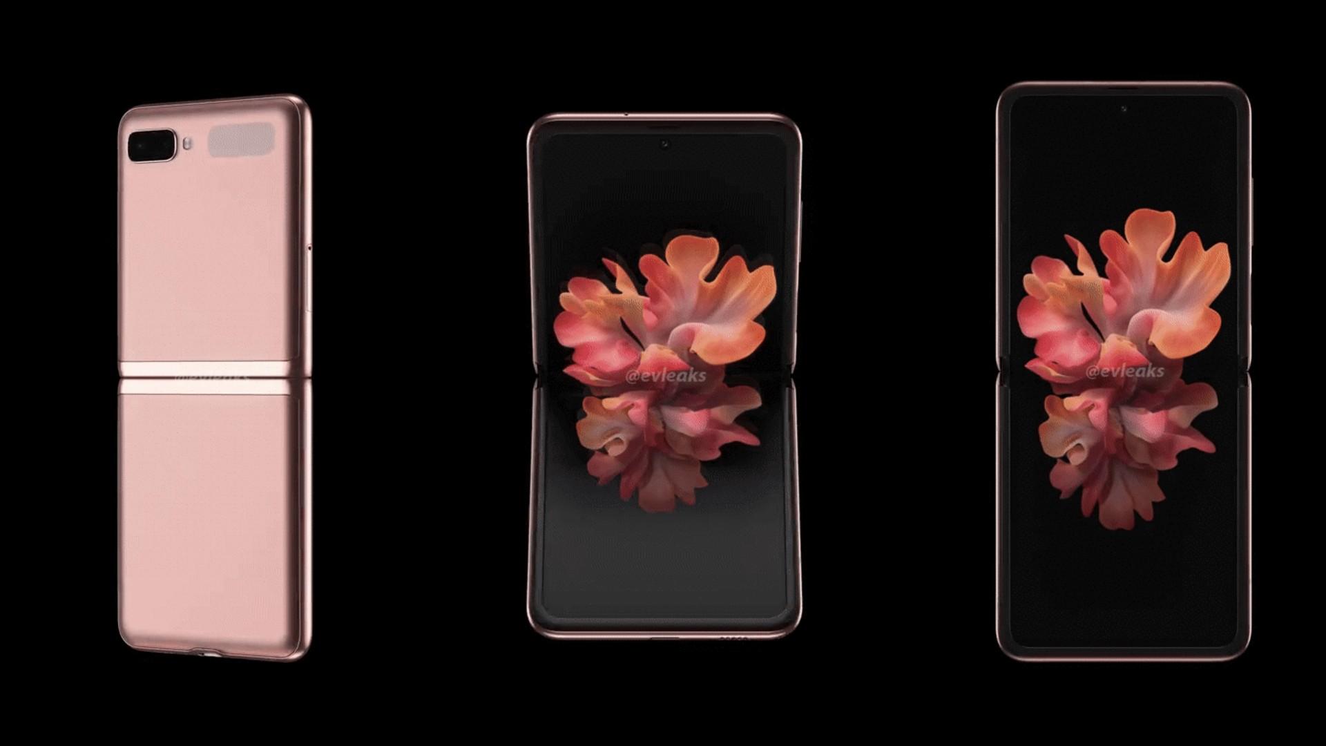 Đây là Galaxy Z Flip 5G phiên bản màu Đồng Huyền Bí sắp ra mắt của Samsung