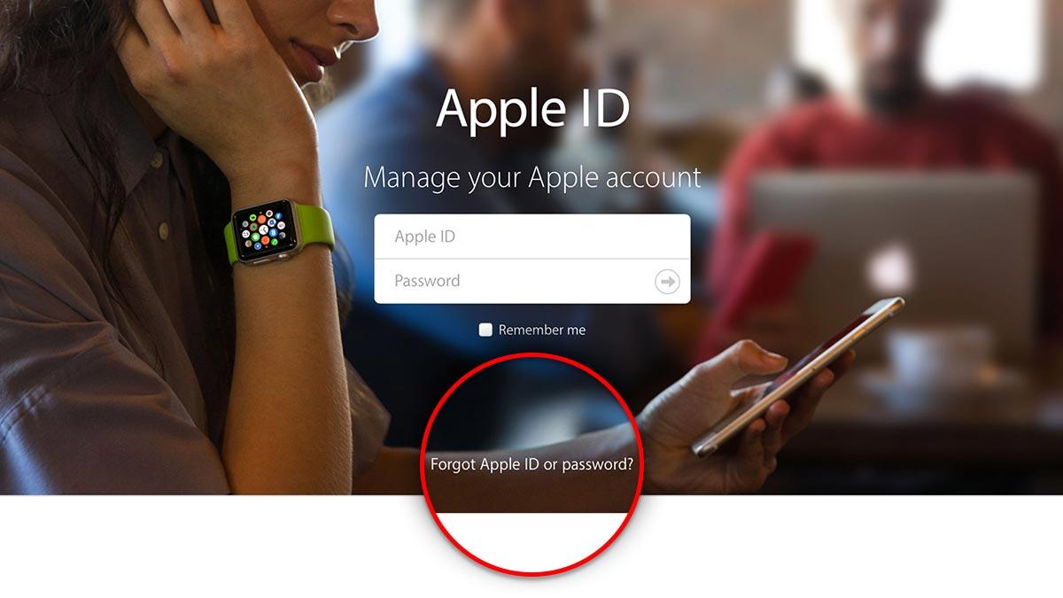 Hướng dẫn 3 cách lấy để lại mật khẩu iCloud hoặc tài khoản Apple ID, mời anh em tham khảo