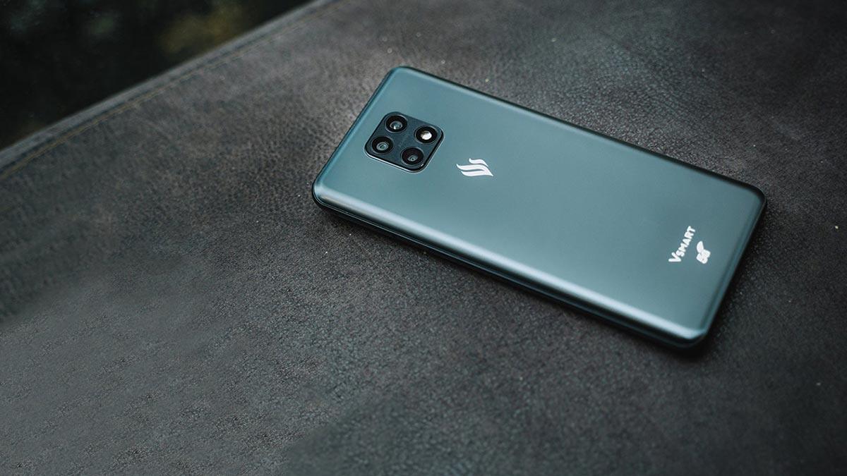 Vsmart phát triển thành công điện thoại 5G tích hợp bảo mật sử dụng công nghệ điện toán lượng tử