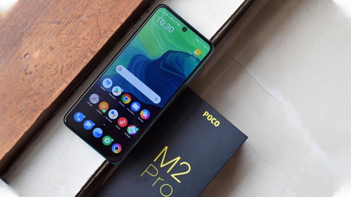 POCO M2 Pro ra mắt: Phiên bản đổi tên của Redmi Note 9 Pro với Snapdragon 720G, 4 camera, pin 5000mAh, giá từ 4.3 triệu đồng