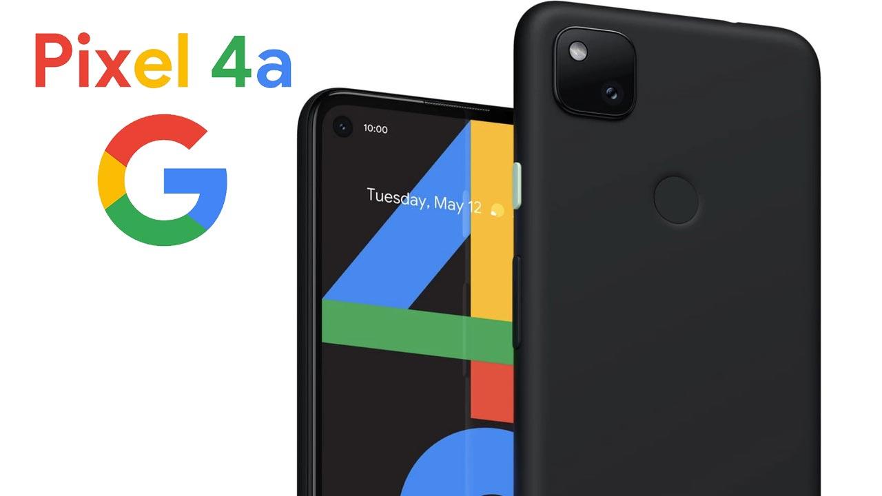 Google vô tình đăng hình ảnh của Pixel 4a trên trang chủ