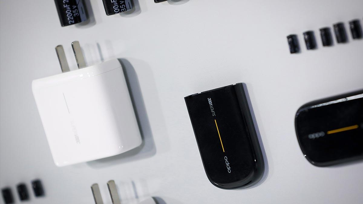 OPPO ra mắt công nghệ sạc siêu nhanh 125W, sạc đầy pin trong 20 phút