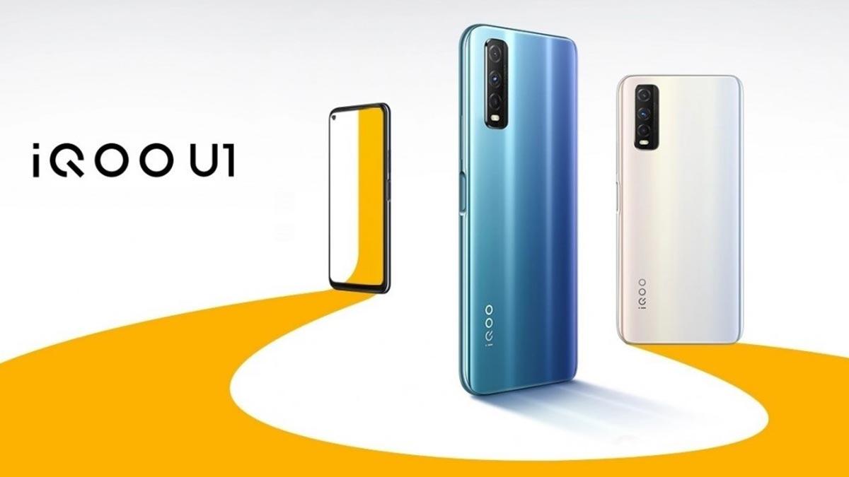 iQOO U1 ra mắt: Snapdragon 720G, 3 camera sau 48MP, pin 4500mAh, giá từ 4 triệu đồng