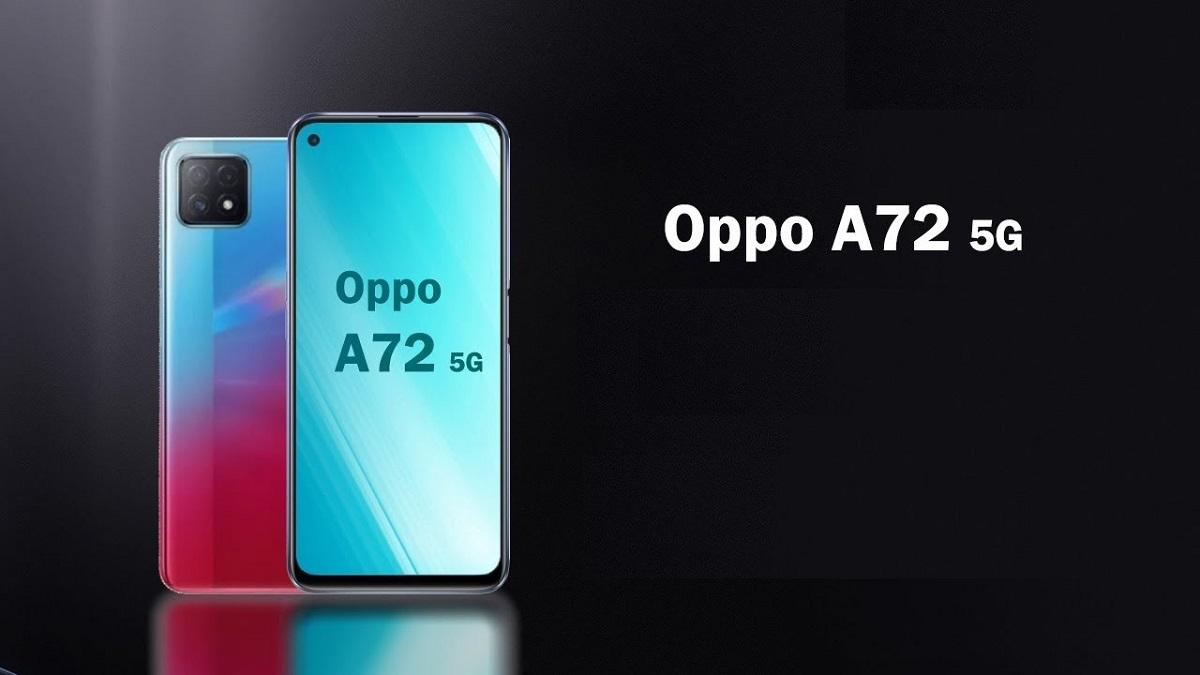 OPPO A72 5G ra mắt: MediaTek Dimensity 720, màn hình 90Hz, 3 camera, pin 4040mAh, giá 6.3 triệu đồng