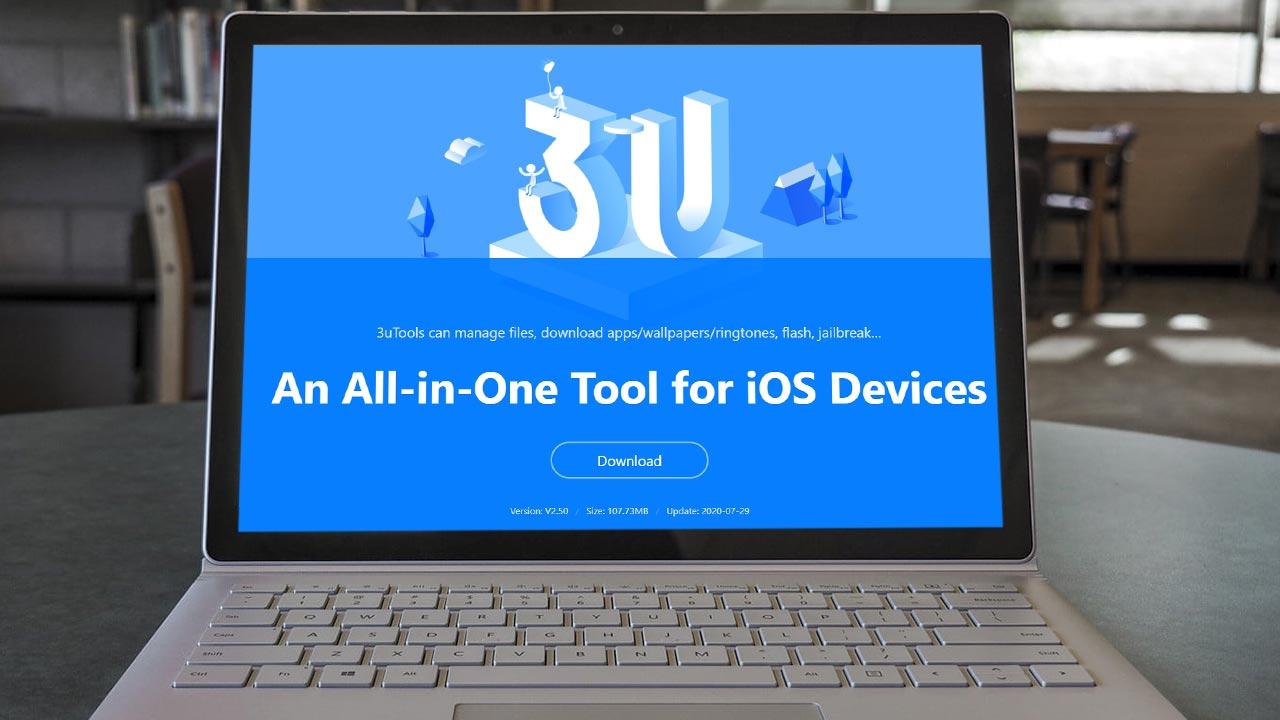 3uTeam phát hành bản cập nhật mới cho 3uTools: Hỗ trợ iOS 14, Sign file iPA, jailbreak với Checkra1n và nhiều thay đổi khác