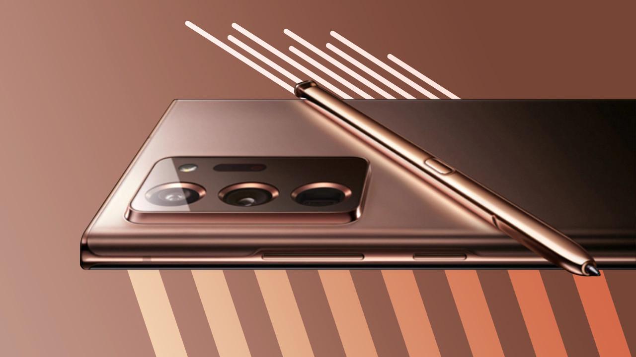 Exynos 990 trên Galaxy Note 20 series sẽ có hiệu năng không khác gì trên Galaxy S20 series