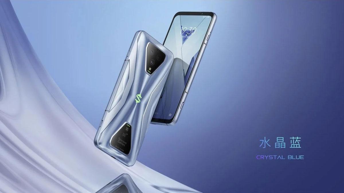 Black Shark 3S ra mắt: Snapdragon 865+, màn hình 120Hz, sạc nhanh 65W, giá từ 13.3 triệu đồng
