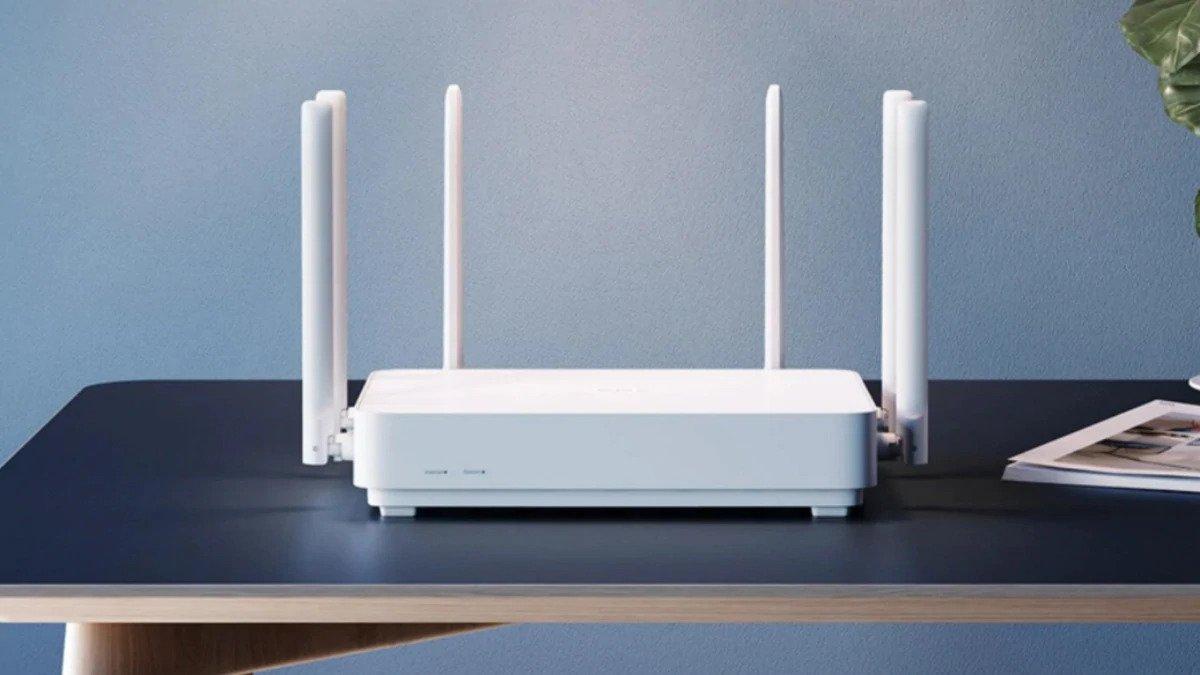Redmi AX6 ra mắt: Router Wi-Fi 6 với 6 ăng-ten, hỗ trợ mesh, băng tần kép, giá 1.3 triệu đồng
