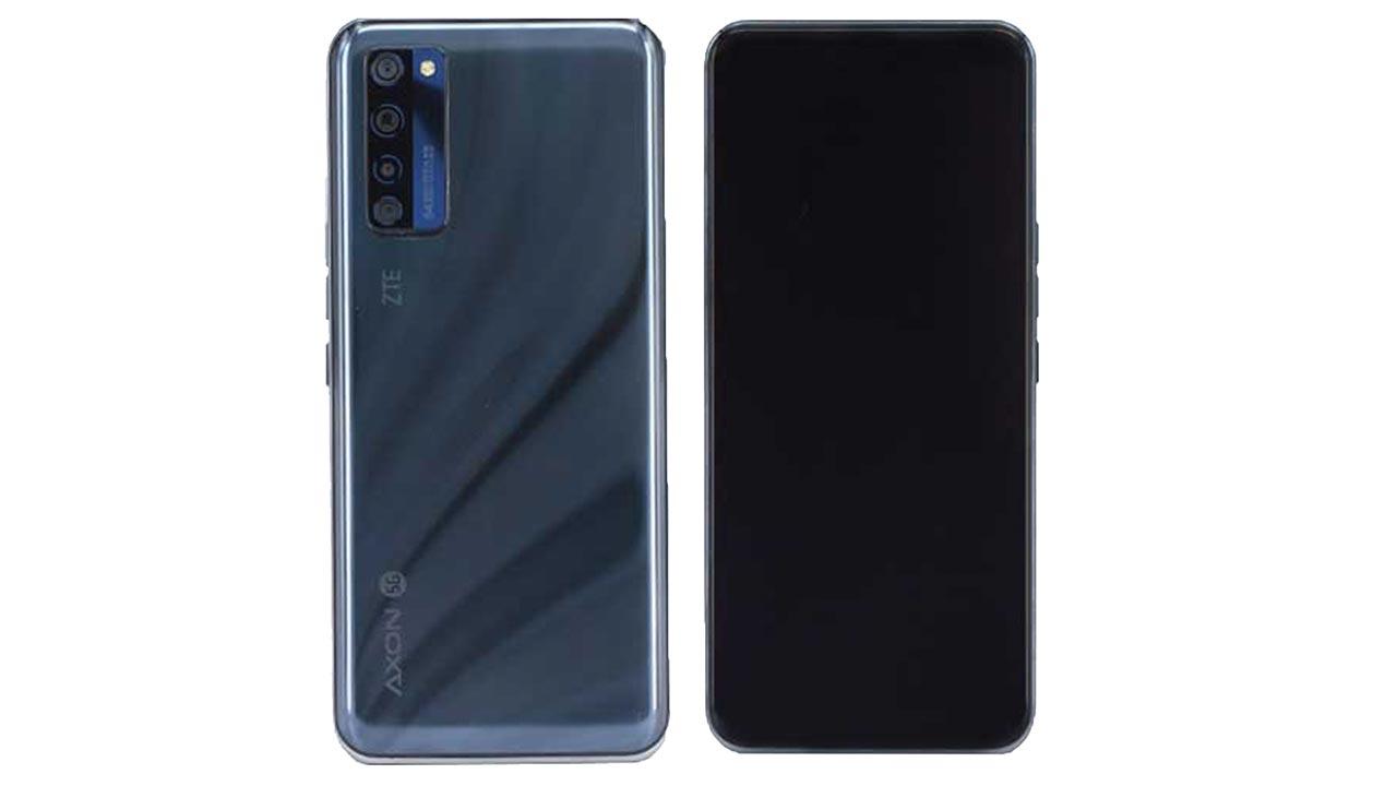 ZTE Axon 20 5G: Smartphone với camera ẩn dưới màn hình đầu tiên trên thế giới sẽ chính thức được ra mắt vào ngày 1 tháng 9