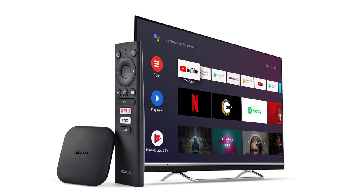 Nokia Media Streamer: Android TV Box đến từ thương hiệu Nokia, giá chỉ 1 triệu đồng