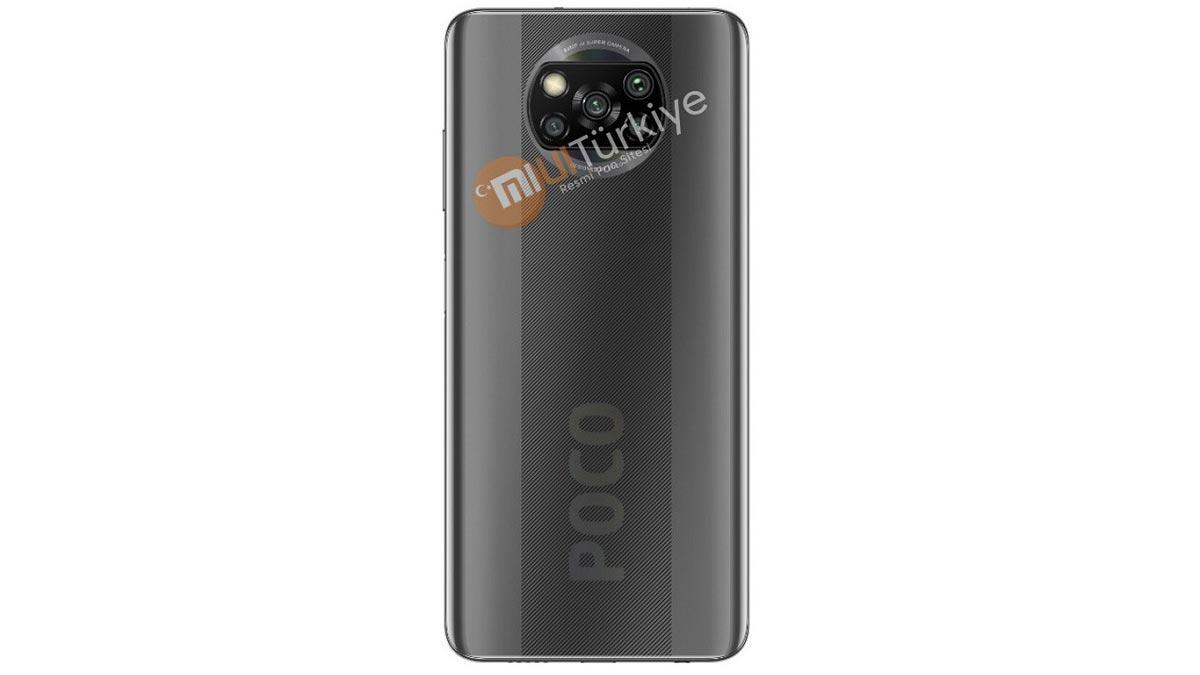 POCO X3 lộ diện: Màn hình 120Hz, Snapdragon 732, 4 camera sau, sạc nhanh 33W