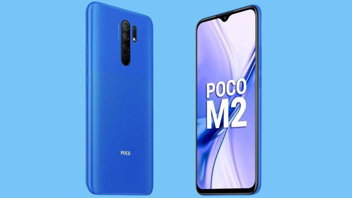 POCO M2 ra mắt với chip Helio G80, 4 camera, pin 5000mAh, giá từ 3.5 triệu đồng