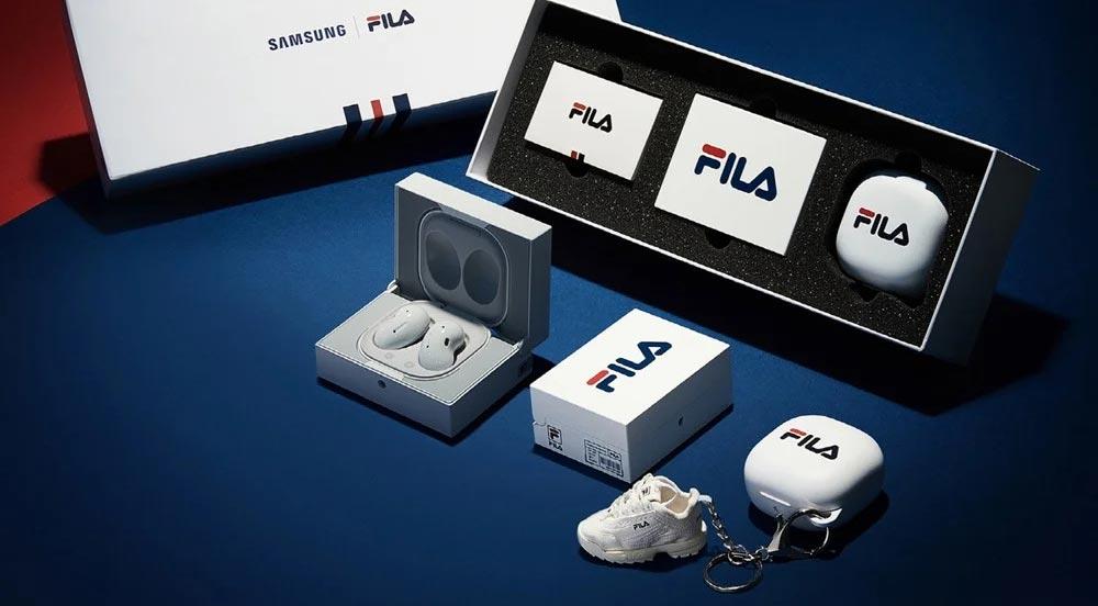 Samsung ra mắt Galaxy Buds Live phiên bản FILA: Giới hạn 2000 chiếc, giá 4.1 triệu đồng